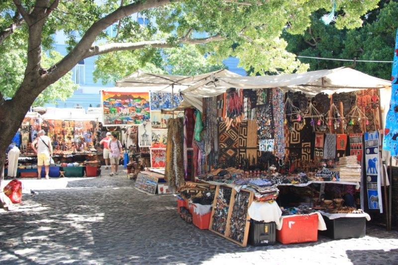 African market Greenmarket square