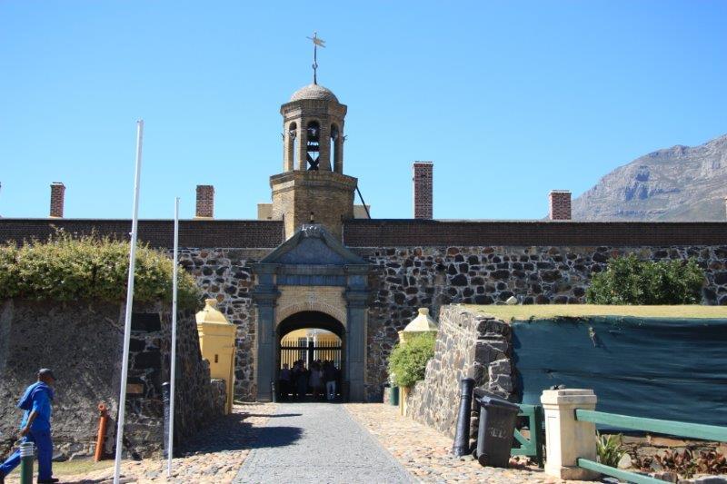 Castle of Good Hope entrance