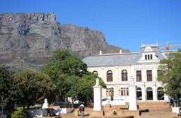 Company Gardens, SA museum
