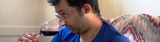 stellenbosch man tasting wine