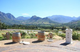 wine region views