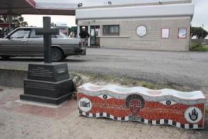 Amy Bhiel memorial