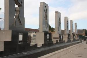 Gugulethu Seven monument