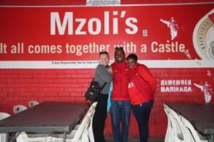 Mzoli's meat restaurant, Gugulethu