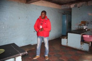 Yandisa Goniwe explains the history and development of Langa