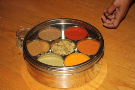 All the spices you need for Cape Malay Cooking