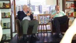 Allister Sparks in conversation with John Maytham
